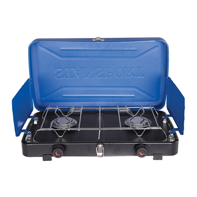 Propane Stove - Double Burner