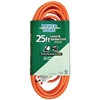 Heavy Duty Extension Cord - 25 Ft.