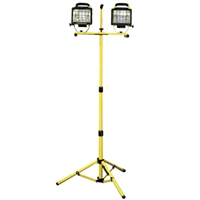 Portable Twin Halogen Worklight