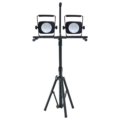 LED Worklight with Double Tripod