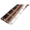 Furniture Strap Kit with Grommets Brown