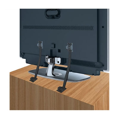 Flat Screen TV Fastener