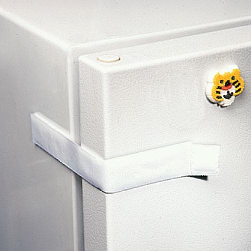 Refrigerator Door Strap   White
