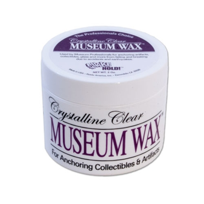 Museum Wax - 2 oz. Jar