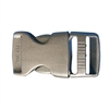 "1"" Buckle with Side Release"