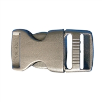 1 in Buckle with Side Release