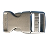 Plastic Side Snap Buckle 1 1/2""