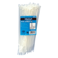 "Cable Ties - 8"" - 100-Pack"