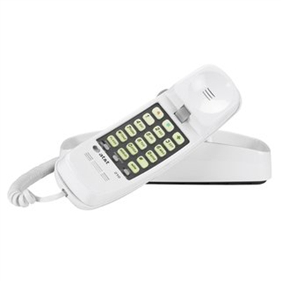 Corded Land-Line Emergency Telephone