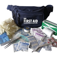 Campus Fannypack First Aid Kit