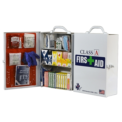 First Aid Kit 75V - Class A - Metal Cabinet