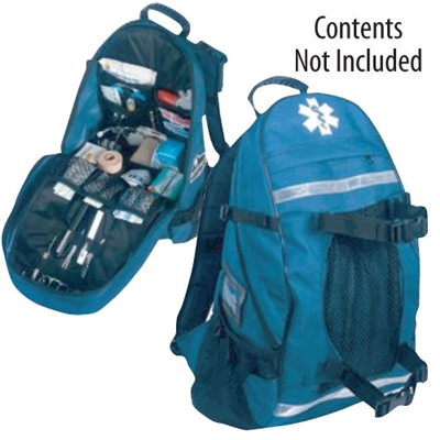 Arsenal 5243 Backpack Trauma Bag - Blue