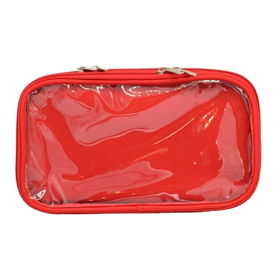 Accessory Pouch - Red