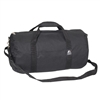 20 in Round Duffel Bag - Black