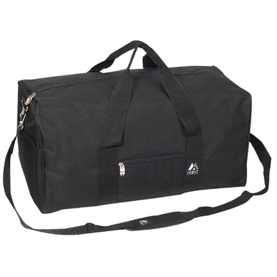 Everest Polyester Black Gear Bag
