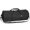 30 in Round Duffel Bag - Black