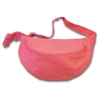 Nylon Fannypack Red