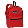 Small Capacity Backpack - Red