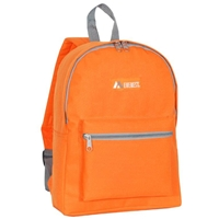 Small Capacity Backpack - Orange