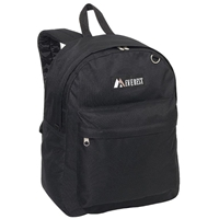 Large Capacity Backpack - Black