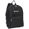 Small Capacity Backpack - Black