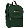 Small Capacity Backpack - Green