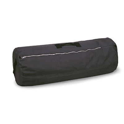 "Deluxe Duffel Bag 42"" x 25"" Black"