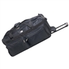 "36"" Wheeled Duffel Bag - Black"