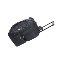 "Duffel Bag with Wheels - 22"" L"
