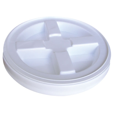 Gamma Seal Lid - White