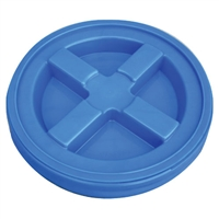 Blue gamma seal lid