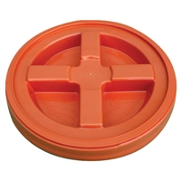 Orange gamma seal lid