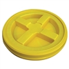 Yellow gamma seal lid
