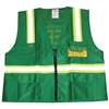 Deluxe CERT Vest with Reflective Stripes - Large