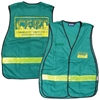 CERT Mesh Vest with Stripes