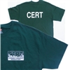 CERT T Shirt - Large