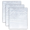 Plastic Zip Bags 8 in x 12 in 100 Pack