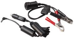 Battery Adapter Cable and 12V Cord