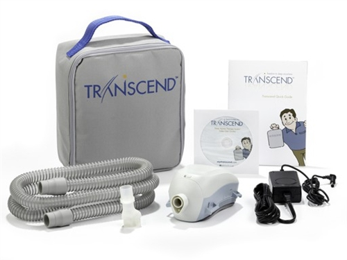 Transcend II miniCPAP Ultimate Travel CPAP Machine