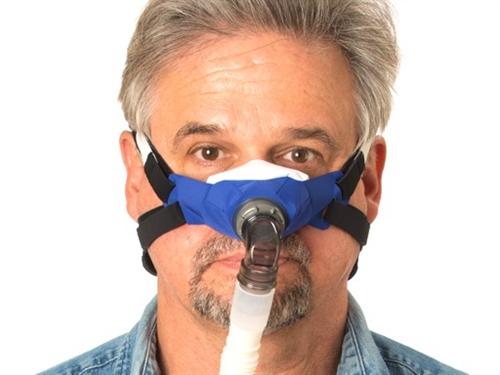 SleepWeaver® 3D Soft Cloth Nasal CPAP Mask