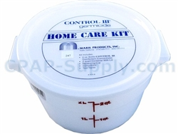 Control III Disinfectant - Home Care Kit