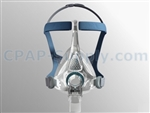 F&P Vitera Full Face Mask with Headgear