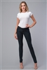 Wholesale Pants Basic 5 Pockets 2244-Charcoal-12pc