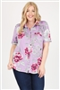 wholesale plus size tops