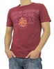 Men Wholesale T-shirts AG-M1 Burgundy (6 PC)