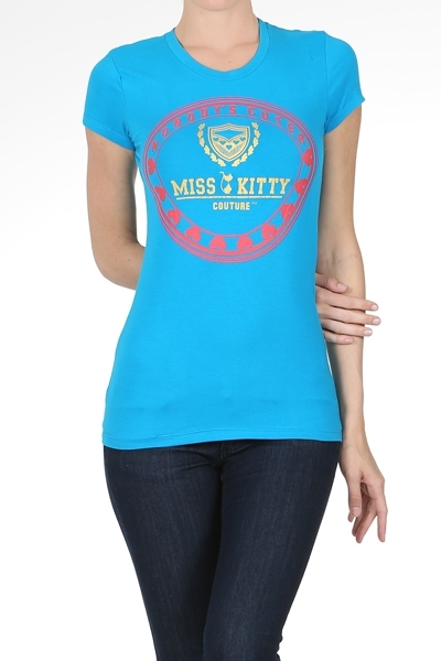 Wholesale Top C-145-Turquoise (6 pc)