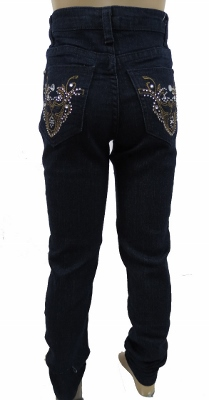 CHPS-407 Kids Denim Jeans (12 pc)