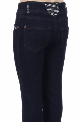 CHPS-501 Kids Denim Jeans Navy (12 pc)