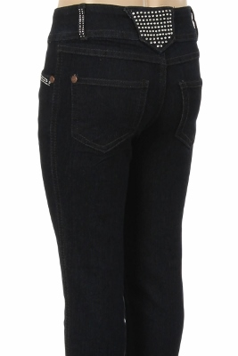 CHPS-501 Kids Denim Jeans black (12 pc)