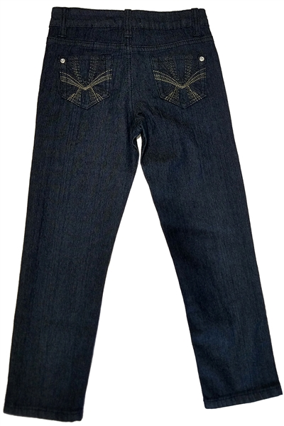 CHPS-512 Kids Denim Jeans-Navy (12 pc)